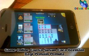 Game Online Capsa Susun